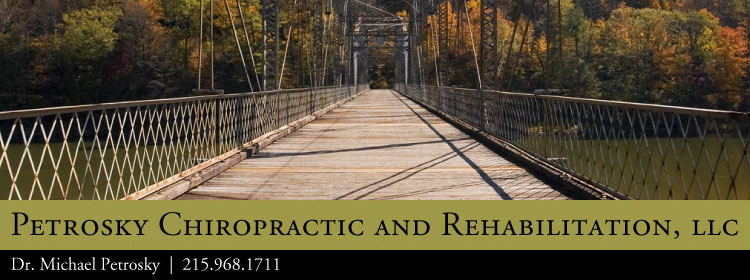 Petrosky Chiropractic and Rehabilitation, LLC. Dr. Michael Petrosky, Newtown, PA (215) 968-1711